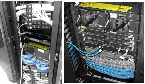 电子配线架智能布线管理系统